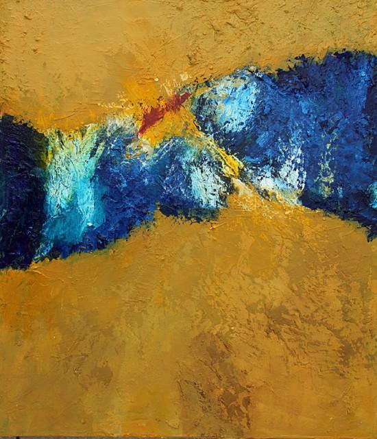 Blauer Fluss 1